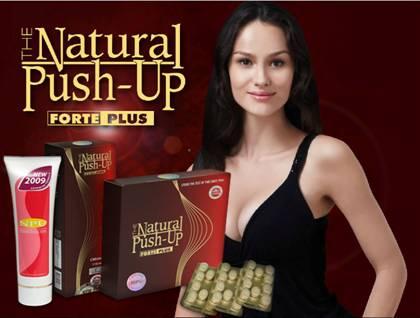 Natural Push Up thuốc nở ngực hoàn toàn tự nhiên